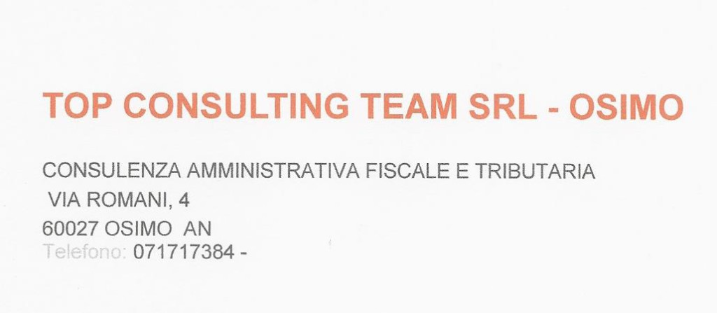 Top Consulting Team