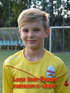 215 Pasere Luca Ioan