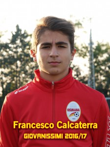 106 Calcaterra Francesco